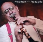 Feidman plays Piazzolla, 1 Audio-CD
