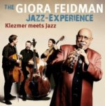 The Giora Feidman Jazz Experience - Klezmer meets Jazz, 1 Audio-CD