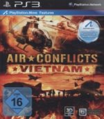 Air Conflicts: Vietnam, PS3-Blu-ray Disc