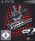 The Voice of Germany, PS3-Blu-ray Disc. Vol.2