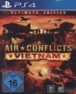 Air Conflicts: Vietnam, Ultimate Edition, PS4-Blu-ray Disc