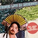 Binser live im Robinson, 1 Audio-CD