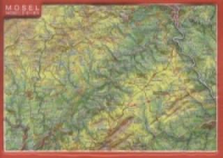 Mosel, Reliefpostkarte