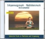 Entspannungsmusik - Meditationsmusik Instrumental, 1 Audio-CD