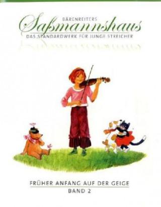 Früher Anfang auf der Geige. Bd.2