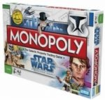 Monopoly, Star Wars Edition, The Clone Wars