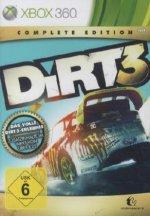 Colin McRae: DiRT 3, Complete Edition, Xbox360-DVD