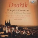 Complete Concertos, 2 Audio-CDs