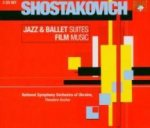 Jazz & Ballet Suites, Film Music, 3 Audio-CDs