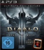 Diablo III, Ultimate Evil Edition, PS3-Blu-ray Disc