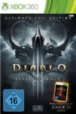 Diablo III, Ultimate Evil Edition, Xbox360-DVD