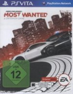 Need for Speed Most Wanted, PSV-Spiel