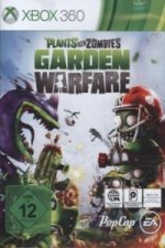 Plants vs Zombies, Garden Warfare, Xbox360-DVD