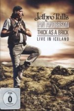 Jethro Tulls Ian Anderson - Thick As A Brick - Live in Iceland, 1 DVD