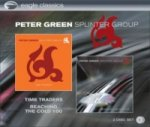 Peter Green Splinter Group, Time Traders & Reaching The Cold 100, 2 Audio-CDs