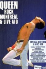 Queen Rock Montreal & Live Aid, 2 DVDs