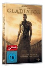 Gladiator, 1 DVD (Single Edition)