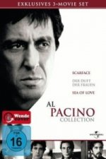 Al Pacino Collection, 3 DVDs