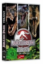 Jurassic Park Trilogy - The Complete Collection, 3 DVDs