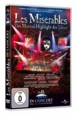 Les Miserables in Concert - 25th Anniversary, 1 DVD