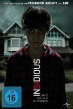 Insidious, 1 DVD
