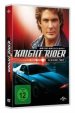 Knight Rider, 6 DVDs. Season.2