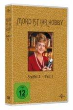 Mord ist ihr Hobby. Staffel.2.1, 3 DVDs