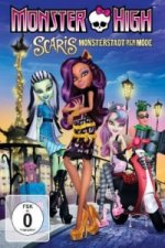 Monster High: Scaris - Monsterstadt der Mode, 1 DVD