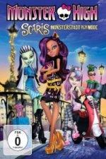 Monster High: Scaris - Monsterstadt der Mode, 1 DVD