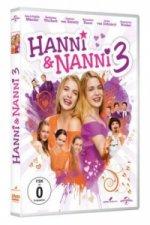 Hanni & Nanni 3, 1 DVD