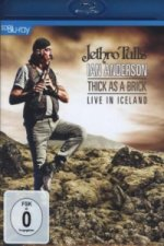 Jethro Tulls Ian Anderson - Thick As A Brick - Live In Iceland, 1 SD-Blu-ray