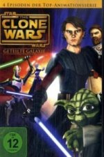 Star Wars: The Clone Wars, Geteilte Galaxie, 1 DVD