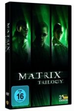 Matrix Trilogie, 3 DVDs