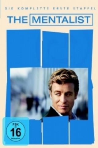 The Mentalist. Staffel.1, 6 DVDs