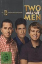 Two and a half men, 2 DVDs. Staffel.8