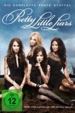 Pretty Little Liars. Staffel.1, 5 DVDs