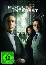 Person Of Interest, 6 DVDs. Staffel.1
