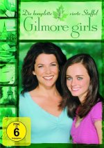 Gilmore Girls, Re-packing, 6 DVDs. Staffel.4