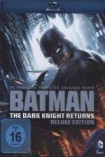 Batman: The Dark Knight Returns, 2 Blu-rays (Deluxe Edition)