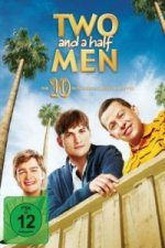Two and a half men, 3 DVDs. Staffel.10