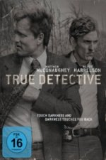 True Detective, 3 DVDs. Staffel.1