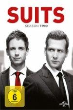 Suits. Season.2, 4 DVDs