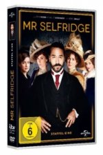 Mr. Selfridge, 3 DVDs. Staffel.1