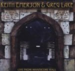 Live From Manticore Hall, 1 Audio-CD