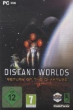 Distant Worlds: Return of the Shakturi (Add-on), CD-ROM