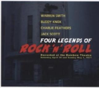 Four Legends Of Rock n Roll