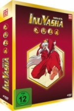 InuYasha - Movie Box, 4 DVDs