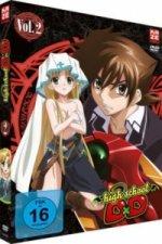 Highschool DxD. Vol.2, 1 DVD