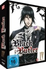 Black Butler. Box.4, DVD