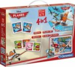 Edukit 4 in 1 (Kinderspiel), Disney Planes